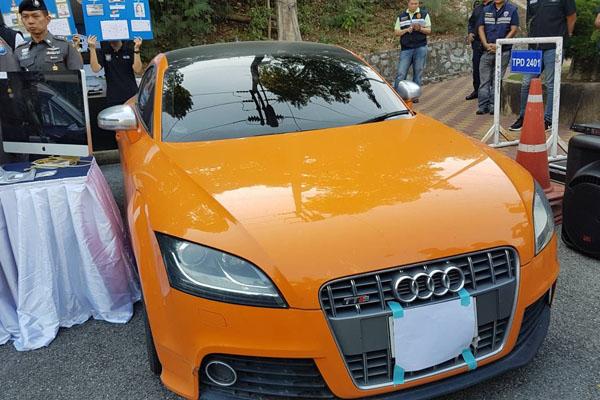 Hells Angels members busted in Pattaya