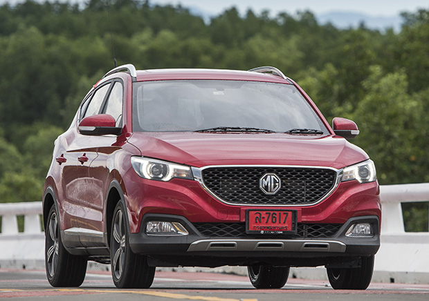 Mg Zs 1 5 X 2017 Review