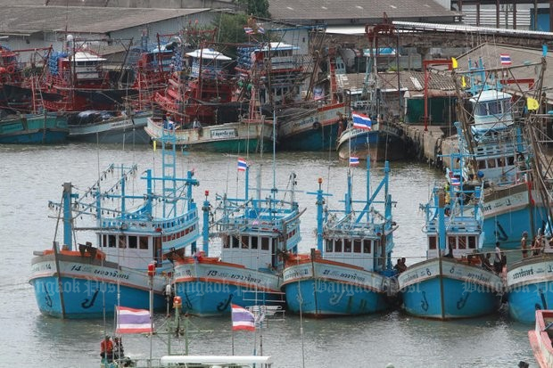 After inspections in April of last year, the government refused to licence some 1,900 fishing trawlers that were not able to meet new regulations governing deep-sea fishing.