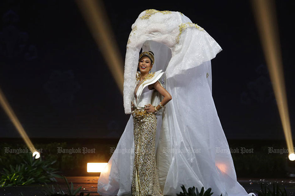 Miss Universe 2018 national costume show