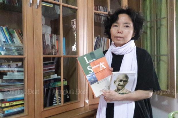 Supara Janchitfah was an award-winning reporter for the Bangkok Post. (Photo by Achara Ashayagachat)