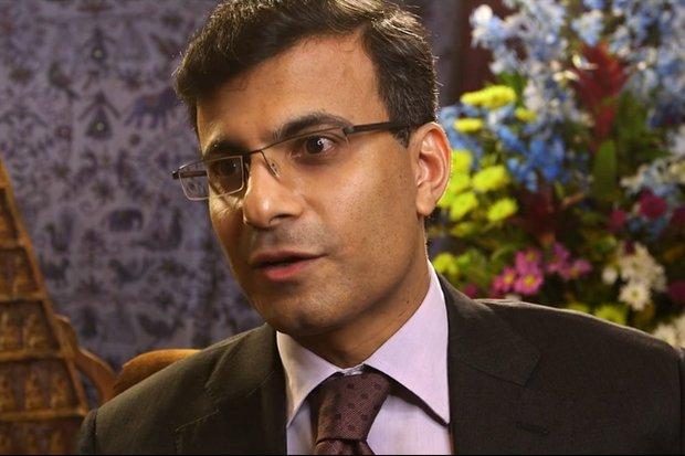 Pavit Ramachandran is a principal environment specialist at the Asian Development Bank. (Screen grab Vimeo/ADB)
