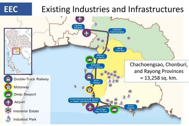 2 trillion baht infrastructure investment