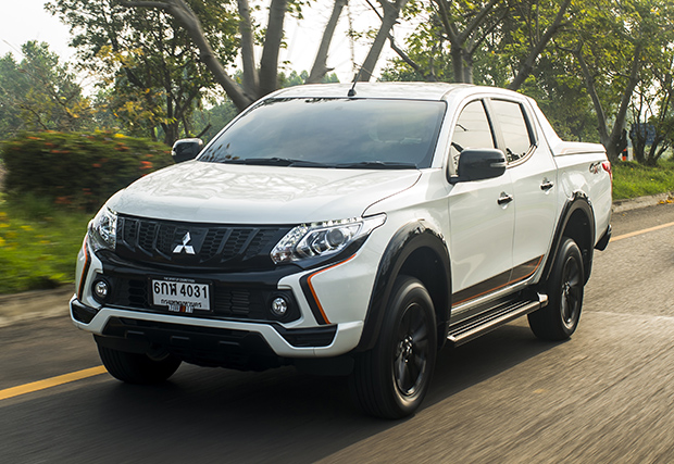 mitsubishi triton athlete 2018 review bangkok post auto rh bangkokpost com