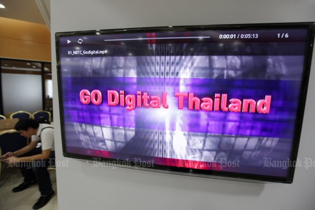 The auction for digital TV licences was in December, 2013, and it was obvious that bids were too high to sustain commercial operations of the licences granted. (File photo)