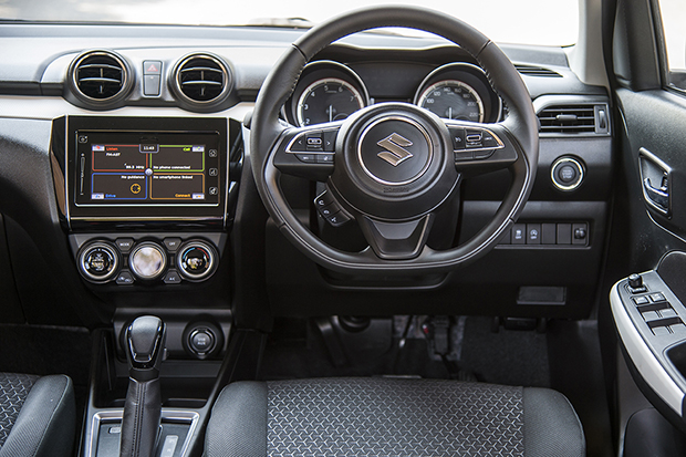 Suzuki Swift 1 2 GLX (2018) review