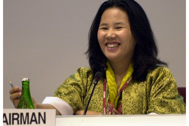 Dechen Tsering is UN Environment Regional Director for Asia and the Pacific.