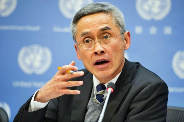Vitit Muntarbhorn is a Professor Emeritus at the Faculty of Law, Chulalongkorn University. He was formerly a UN Special Rapporteur, UN Independent Expert and member of UN Commissions of Inquiry on human rights. (File photo)