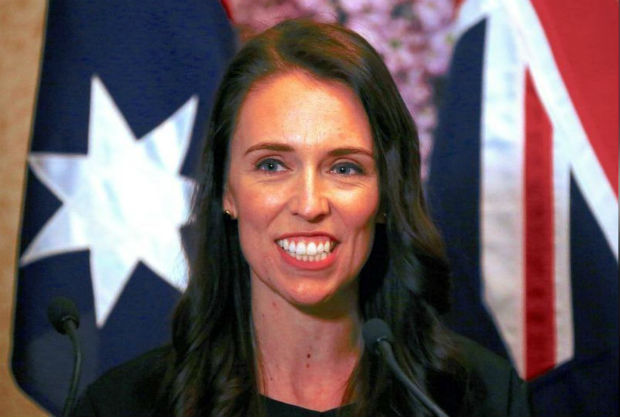 New Zealand Prime Minister Jacinda Ardern smiles as she answers a question during a media conference in Sydney, Australia, Nov 5, 2017. (Reuters file photo)