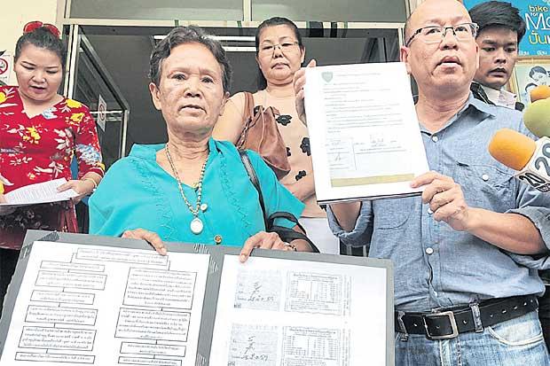 Warrants sought in lottery row