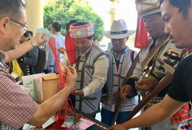 Lisu from all over Southeast Asia attended an international conference stressing cultural preservation and sustainable development in Mae Taeng district of Chiang Mai. (Photos by Mark Goldschmidt)