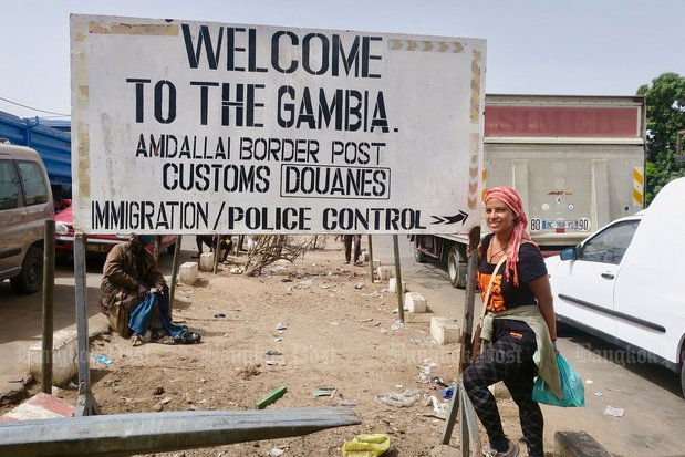 The Gambia has become a popular sex tourism destination for western women. (Creative Commons, Flickr)