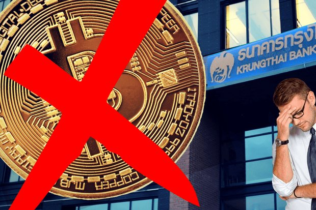 State-owned Krungthai Bank is the second financial institution to follow a Bank of Thailand 'request' to stop cryptocurrency trades.