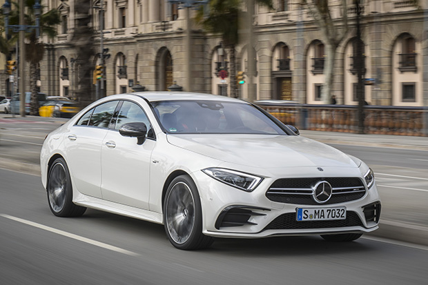 מדהים Mercedes-Benz CLS (2018) review | Bangkok Post: auto NQ-74
