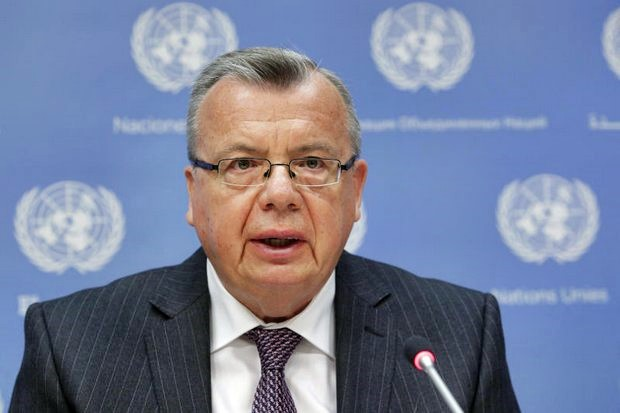 Yury Fedotov, executive director, United Nations Office on Drugs and Crime: 'Expand access to health services and treatment for drug users' (Photo UN.org)