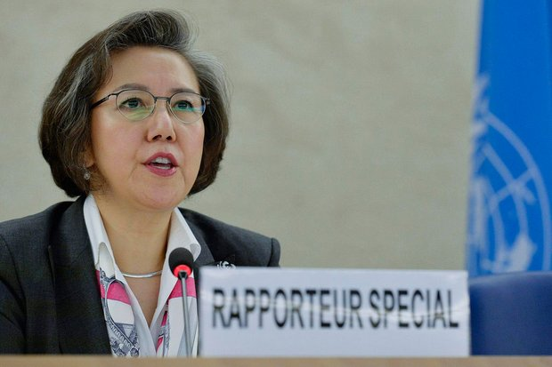 Yanghee Lee: UN special rapporteur to Myanmar says the Suu Kyi government should be held accountable for their treatment of the Rohingya. (File photo)