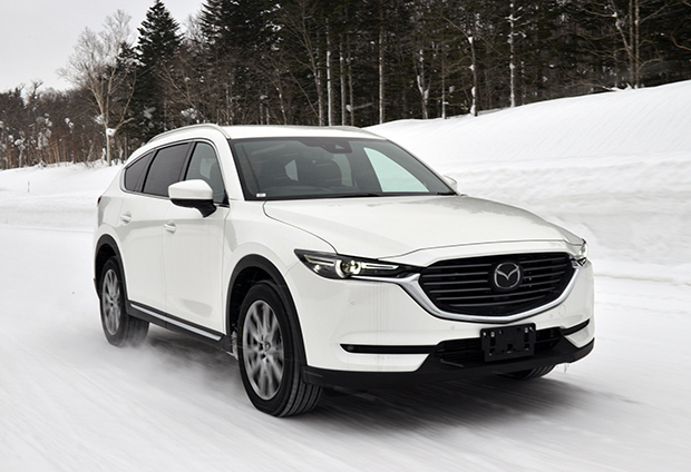 2018 Mazda CX-8 XDL first drive review