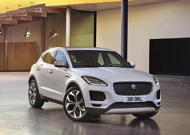 2018 Jaguar E-Pace: Thai pricing and specs