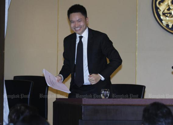 Nathporn Chatusripitak, a spokesman for Deputy Prime Minister Somkid Jatusripitak