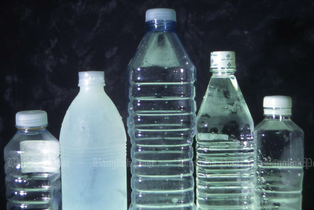 Top bottled water brands 'contaminated with plastic particles'