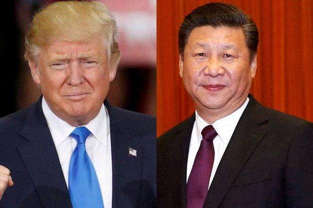 China's President Xi Jinping and US President Donald Trump. (File photos)