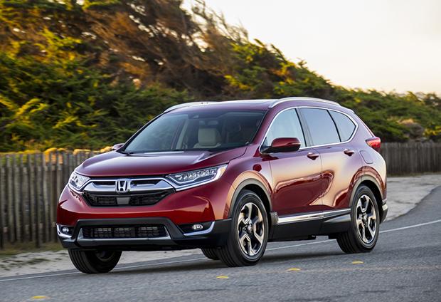 Honda Cr V Named 2017 Thailand Car Of The Year Bangkok Post Auto