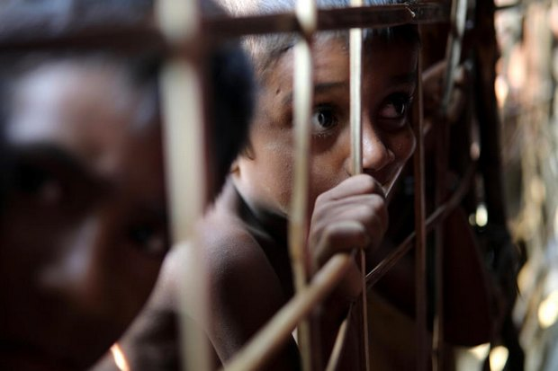 In the end, whether the Rohingya are 'refugees' or 'displaced persons', they are not coming back to Myanmar. (Reuters photo)