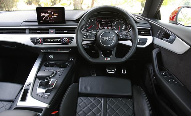 Audi A5 Sportback 45 Tfsi Quattro S Line 2018 Review Bangkok