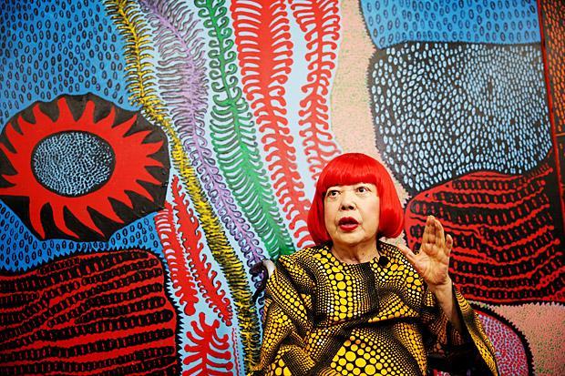 15cdf1c12d78b Yayoi Kusama joins Bangkok Art Biennale roster
