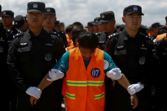 Cambodia Deports 142 Chinese for Telecoms Fraud — Radio