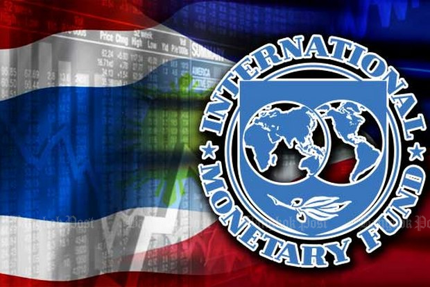 The IMF was a very unpopular agency in 1997, seen in many eyes as responsible for a slow comeback from the Tom Yum Goong crisis.