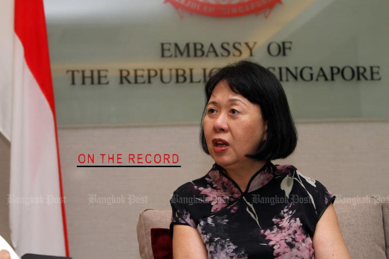 Chua Siew San, Ambassador to Thailand: 'We attribute great importance to Asean'