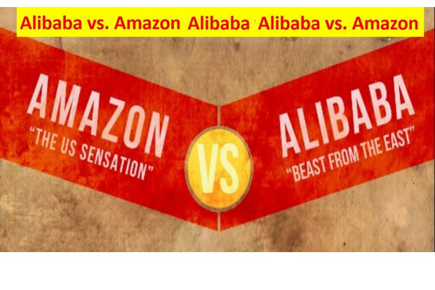 Alibaba Vs Amazon who will win the global e-commerce war? The battle is just beginning. (Screencap YouTube/The Spoiled celebrity)