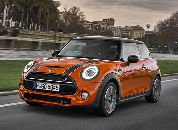 2018 Mini Cooper S Hatch Facelift First Drive Review Bangkok Post