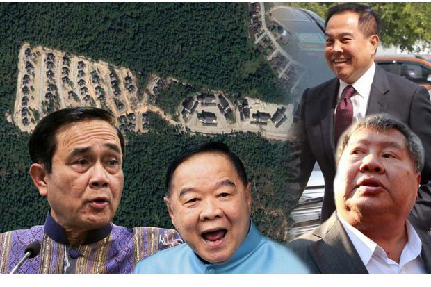 Prime Minister Prayut Chan-o-cha's aim is 'zero corruption' but graft is the sum of centuries, and not just this administration.