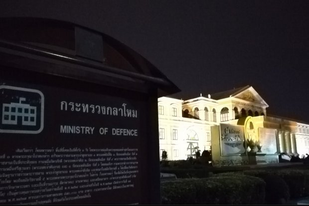 The spokesman for the Defence Ministry says officers are developing a database that will track foreigners from arrival to departure. (File photo)
