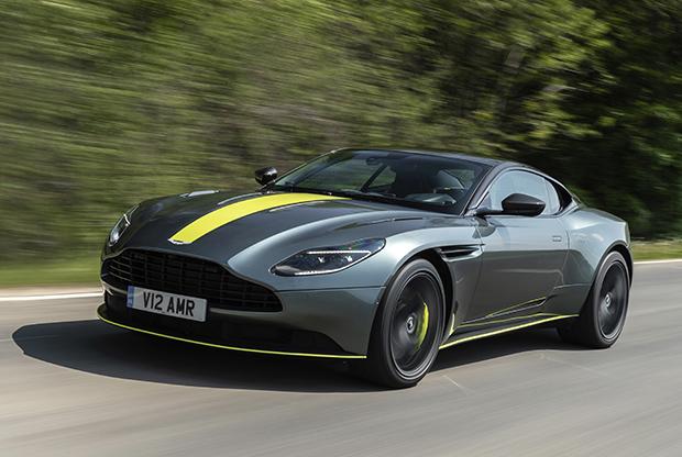 Supercars Gallery Aston Martin Dbs Superleggera Vs Db11 Amr