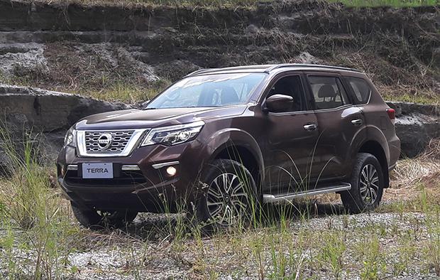 Nissan terra 2020 philippines