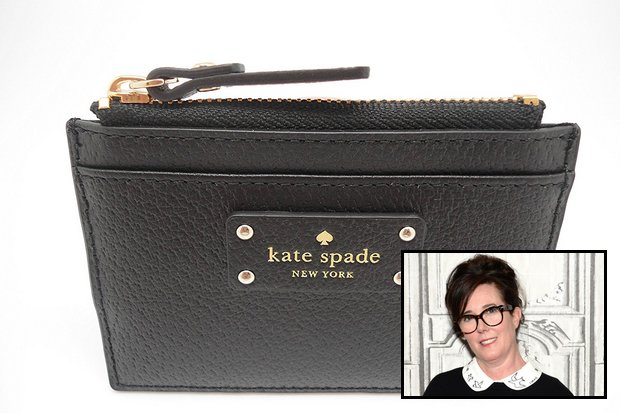 Fashion Designer Kate Spade Dead By Suicide