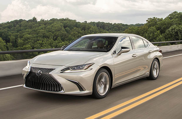 2018 Lexus ES first drive review