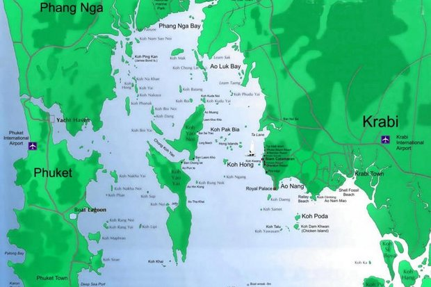 The Marine Department's plan for seven new 'Andaman Link' routes could make it much easier for tourists to get around the popular three-province area bordering the Andaman Sea. (Creative Commons via Flickr.com)