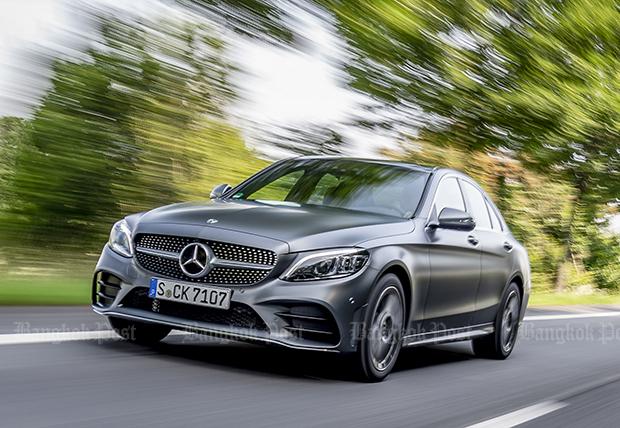 2018 Mercedes Benz C Class Facelift First Drive Review Bangkok