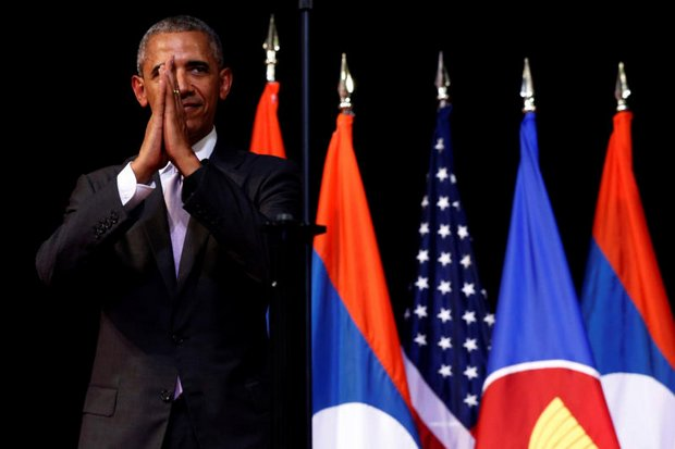 The name change from US Pacific Command to US Indo-Pacific Command is hotly debated, but is just a continuation of ex-president Obama's 'Asia rebalance'. (Reuters file photo)