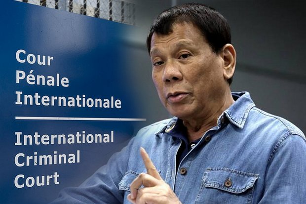 The ICC has conducted a preliminary investigation into President Duterte's war on drugs. (File photos)