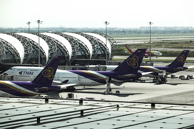 China Railway Group is keen to join another companies vying for the winner of the high-speed train projects linking Suvarnabhumi and Don Mueang with U-tapao airports. (Bangkok Post photo)