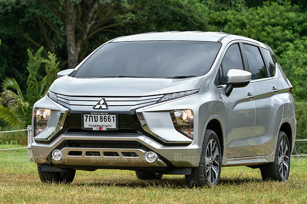 Mitsubishi Xpander 1 5 Gt 2018 Review Bangkok Post Auto