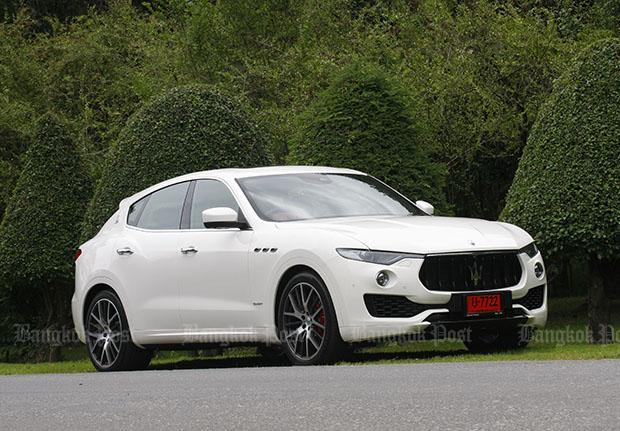 Maserati Levante S Gran Sport (2018) review