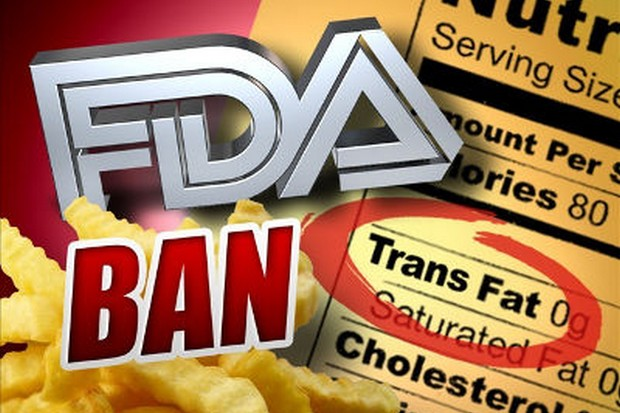 The ban on trans fats is to take effect on Jan 9, but most large food producers have already taken steps to switch.
