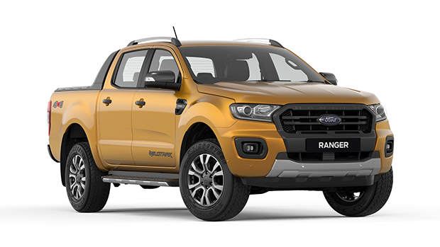 Ford Ranger Diesel >> 2018 Ford Ranger Facelift Thai Prices And Specs