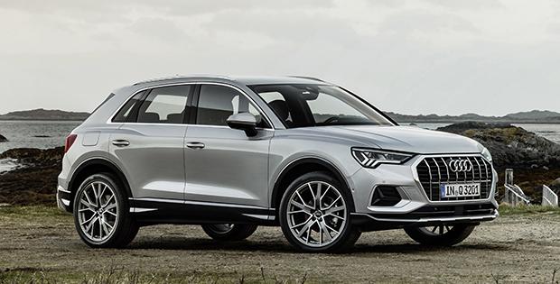New Audi Q3 Revealed For 2019